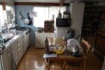 北側の台所