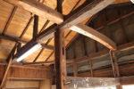 既存内部-断熱のない天井
