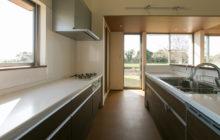 新しくなったキッチン シンクとコンロは分離型のセパレートキッチン