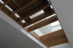増築部分 天井ルーバー設置工事