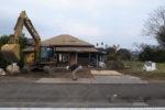 計画敷地既存建物解体工事
