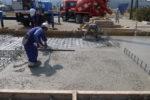 基礎コンクリート工事