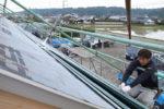 屋根仕上げ板金工事
