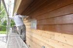 外壁塗装仕上げ工事