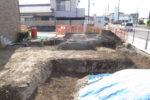 地盤改良工事 完了