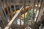 躯体壁 型枠鉄筋工事