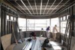 内部壁天井下地工事