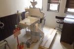 新設診察室のユニット設置工事