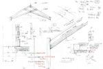 化粧梁の構成と内装建材の構成検討