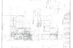 改修案の平面エスキス 増築ボリュームの検討