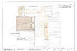 改修案プレゼンの2階平面図と屋根面計画